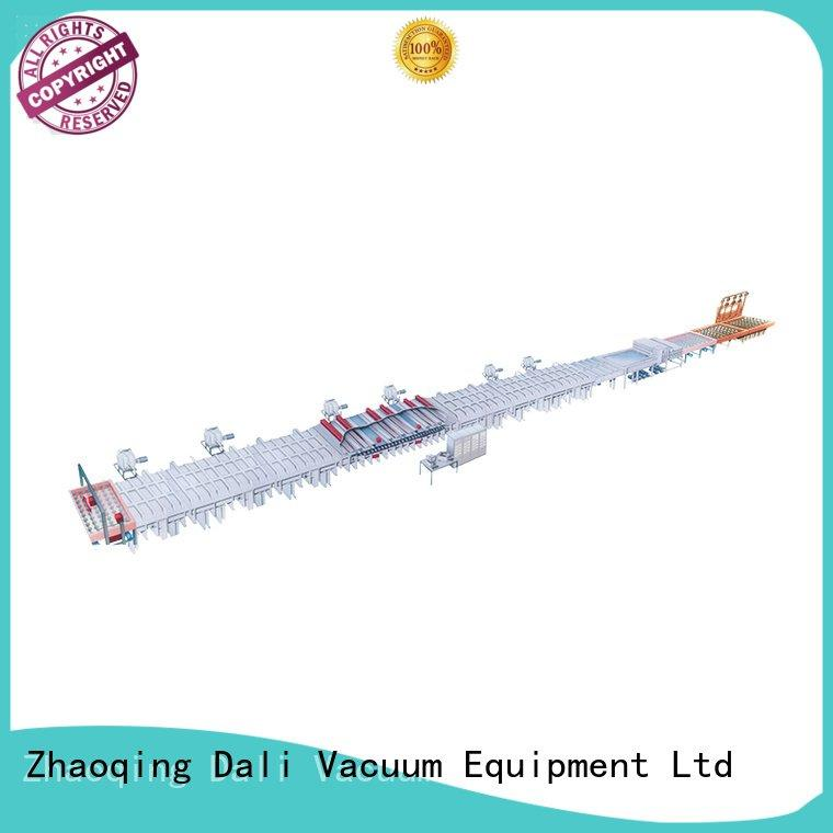 Hot rf magnetron sputtering machine magnetron frequency Dali Brand