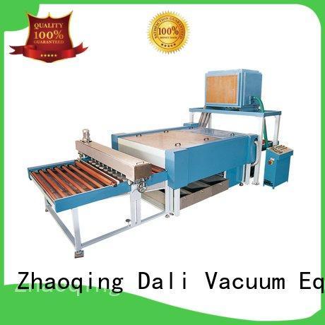 Dali glass glass washing machine machine horizontal