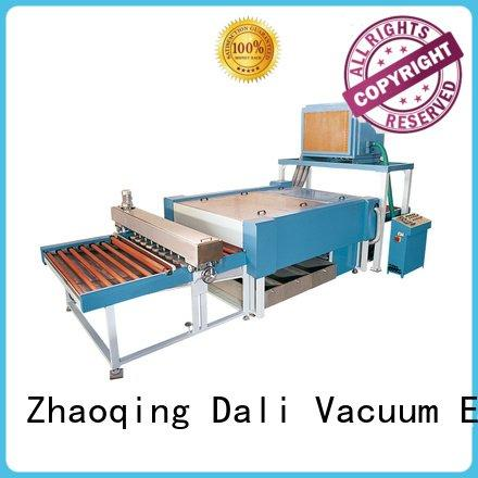 Custom glass washing machine horizontal washing glass Dali