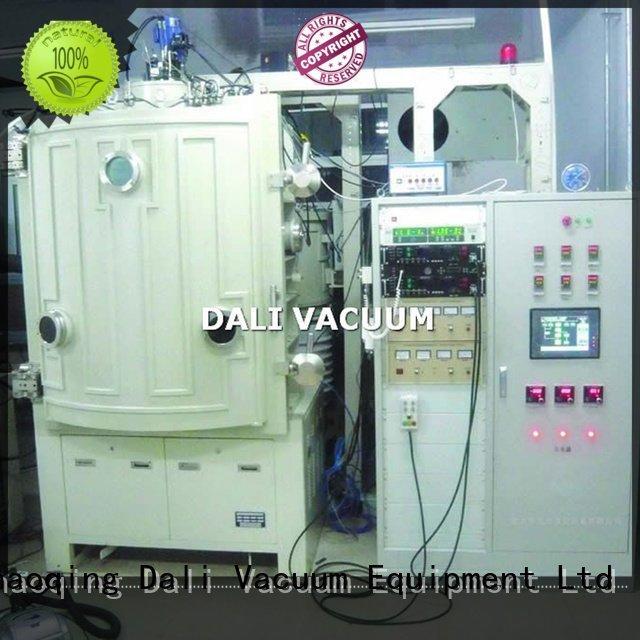 evaporation chamber double Quality vacuum line Dali Brand chamber coating machine