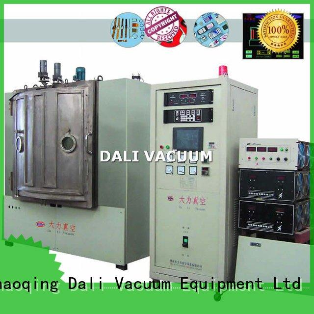 series frequency mid vacuum Dali magnetron