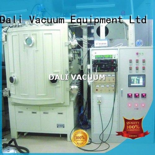 vacuum line chamber coating machine double Dali