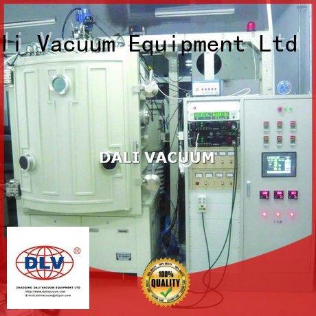 chamber vacuum line chamber coating machine Dali Brand double evaporation