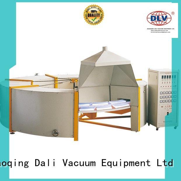 grade complete line Dali mirror coating for glass