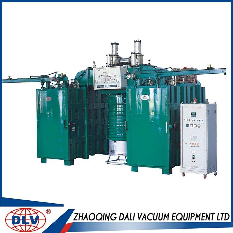 The guide of Evaporation Double Chamber Vacuum Coating Machine ( 30% Powder Saving )