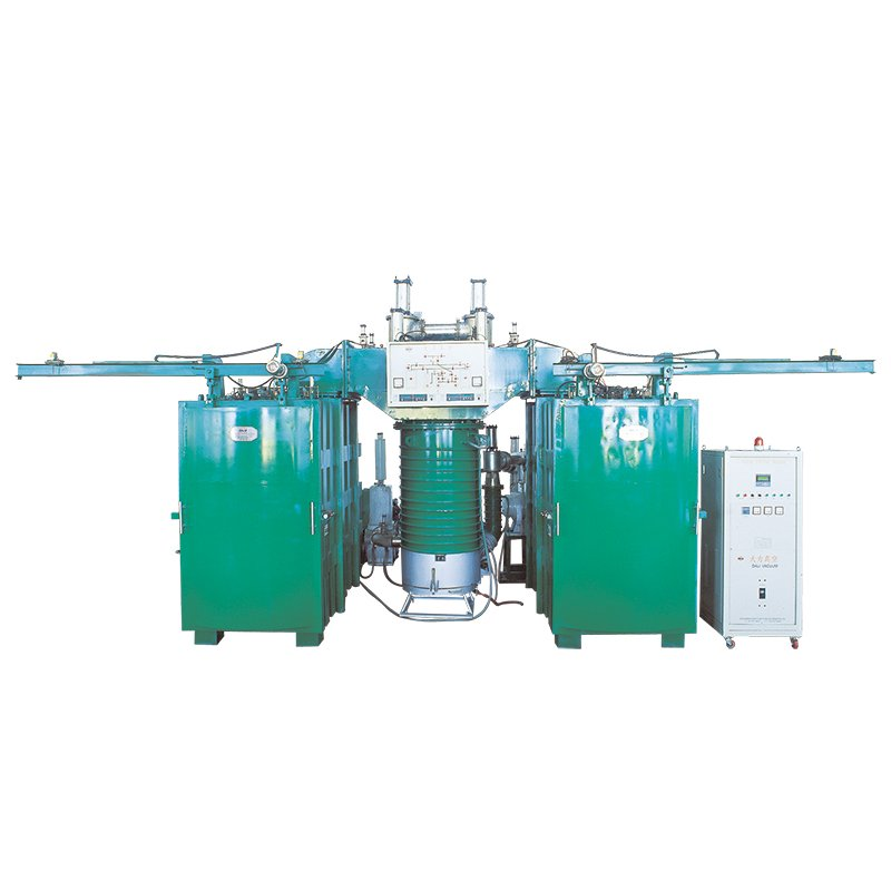 Dali-High-quality Low E Coating   Evaporation Double Chamber Vacuum Coating-1