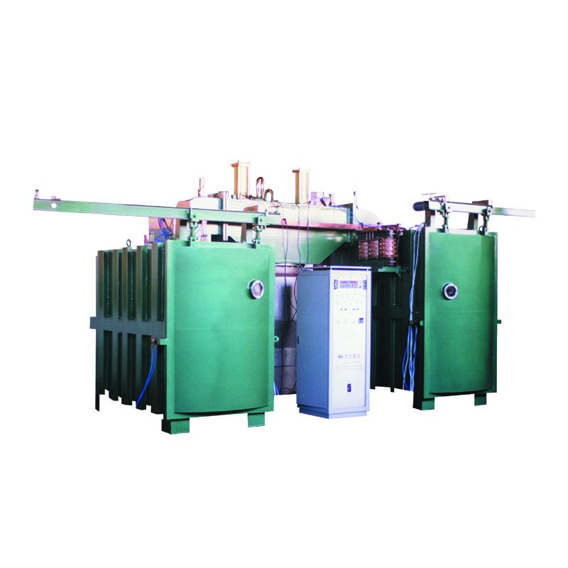 Dali-High-quality Low E Coating   Evaporation Double Chamber Vacuum Coating