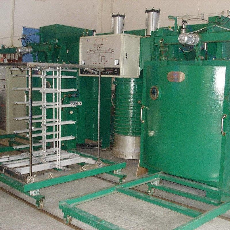 Dali Brand machine coating double vacuum chamber with pump
