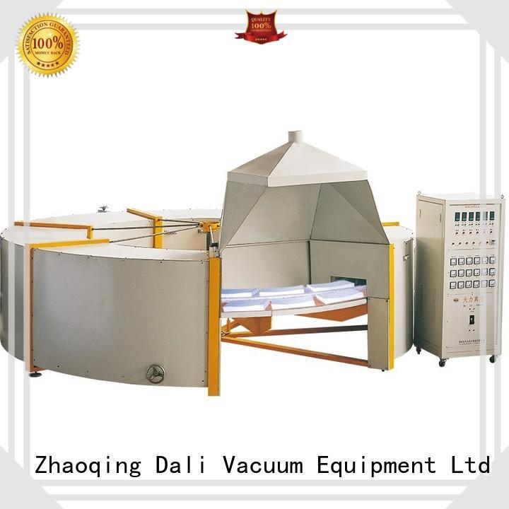 rearview grade complete production Dali Brand silver mirror supplier