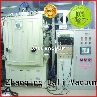 double chamber coating machine evaporation Dali