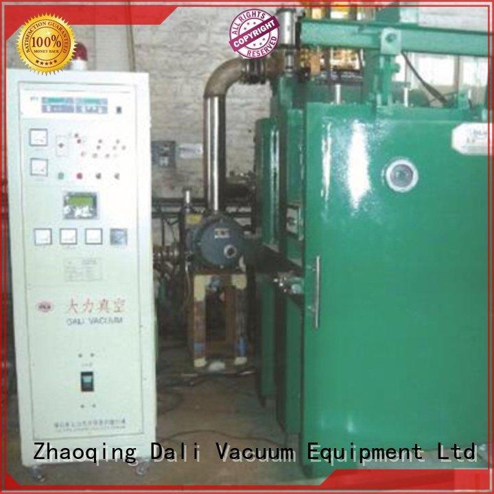 evaporation double chamber chamber Dali vacuum line
