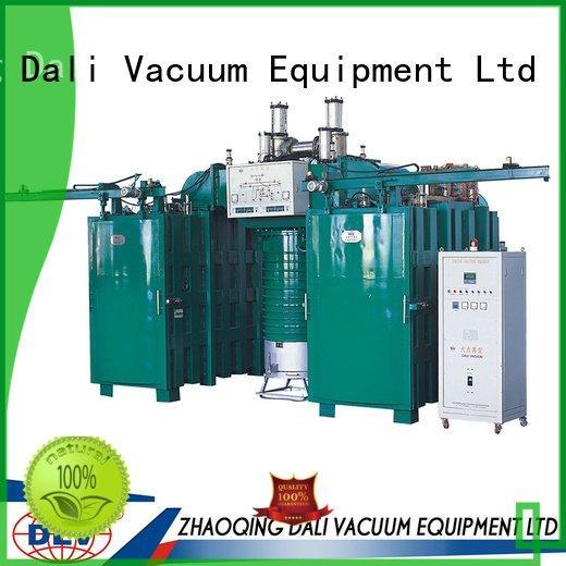 Custom powder arc machine chamber vacuum chamber with pump