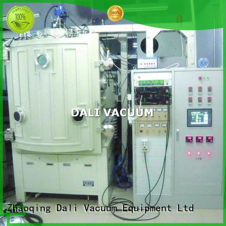 Hot vacuum line double evaporation chamber Dali Brand