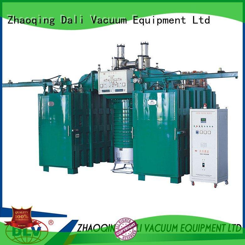 vacuum chamber with pump saving Dali Brand arc machine chamber evaporation double