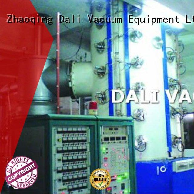 pvd magnetron sputtering machine pvd coating Dali Brand pvd coating