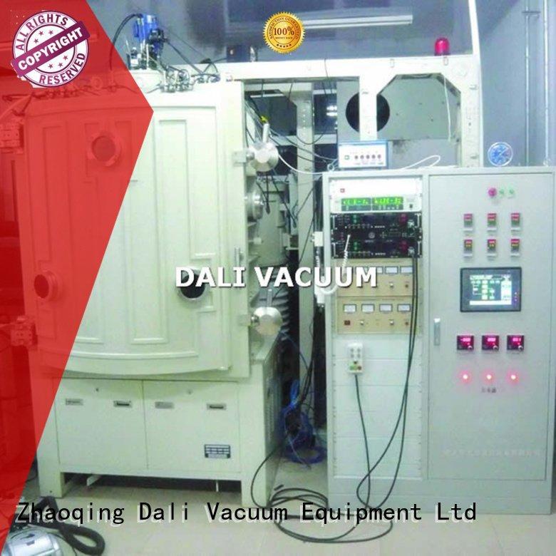 Dali Brand double chamber coating machine evaporation evaporation