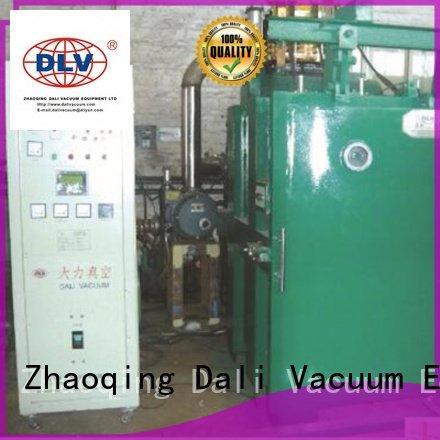 Dali Brand double vacuum line evaporation chamber