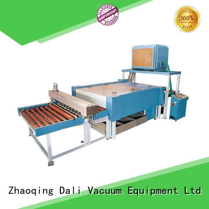 machine glass horizontal Dali glass washing machine