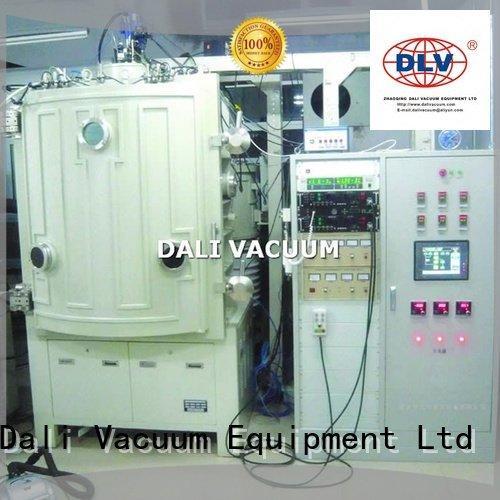 Dali Brand evaporation double coating machine chamber chamber