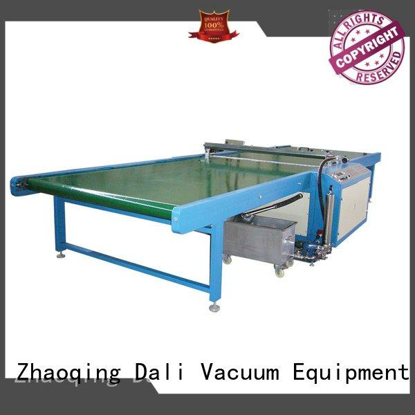Hot spray on glass coating machine horizontal glass Dali Brand