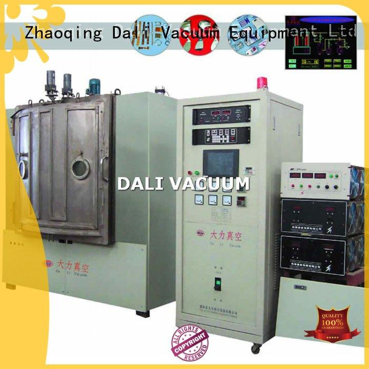 Dali magnetron production sputtering low machine