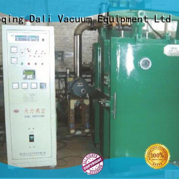 evaporation double vacuum line evaporation Dali Brand coating machine