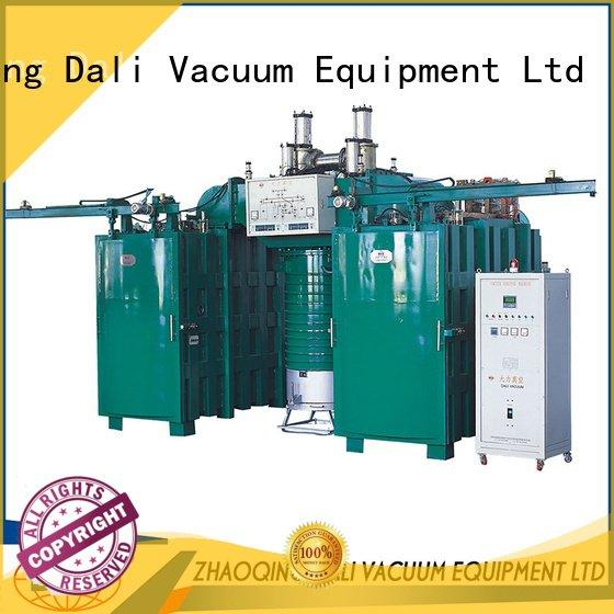 vacuum chamber with pump chamber evaporation vacuum Dali