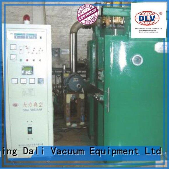 chamber double evaporation vacuum line Dali