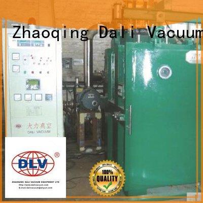 evaporation coating machine Dali vacuum line