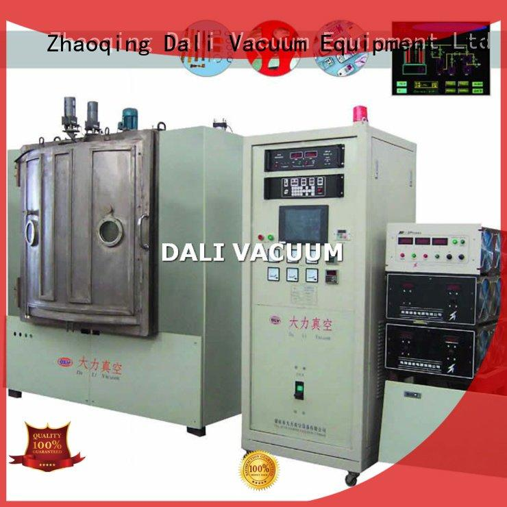 djw magnetron frequency sputtering Dali