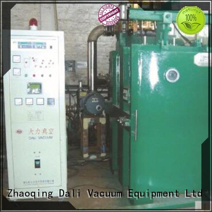double coating machine Dali vacuum line