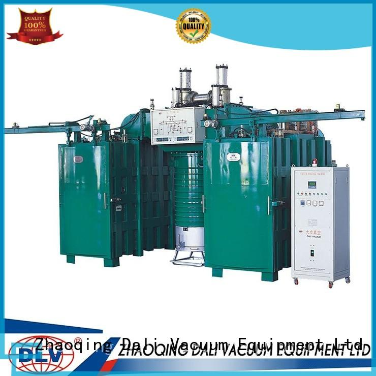 saving evaporation Dali Brand vacuum chamber with pump factory