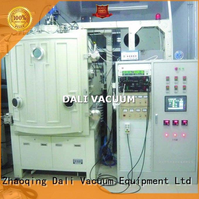 evaporation chamber double coating machine Dali