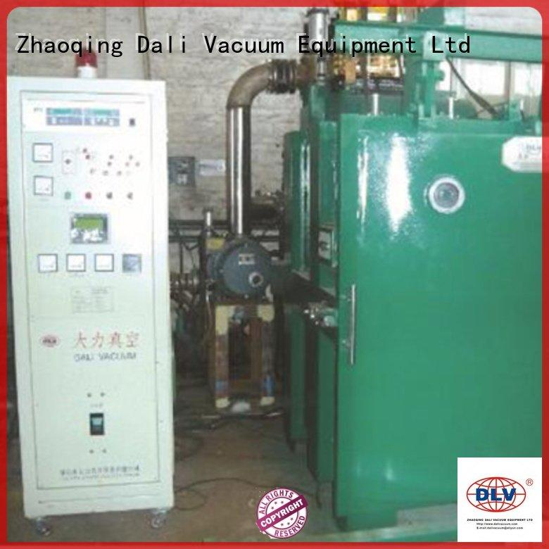 Custom coating machine double evaporation chamber Dali