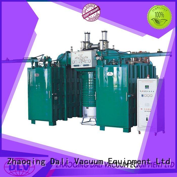Dali Brand saving double evaporation arc machine powder