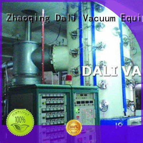 Dali professional pvd coating machine for industry
