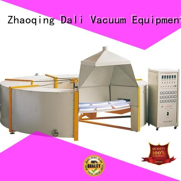 Dali grade mirror coating machine manufacturer for industry