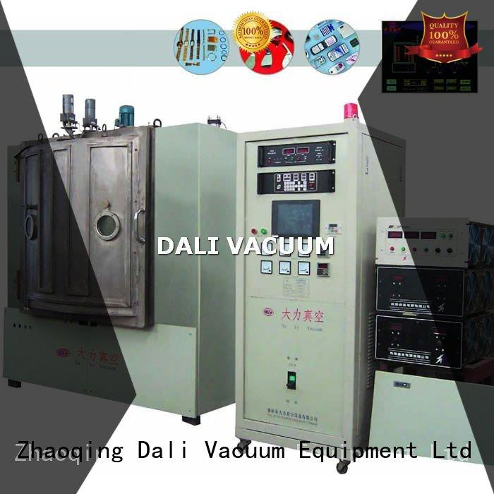 production magnetron sputtering coating supplier for industry Dali