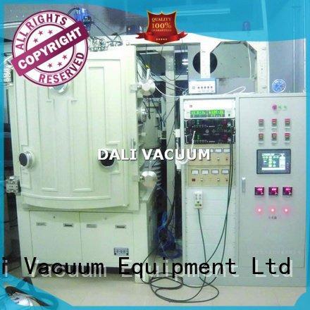 Dali Brand evaporation chamber double vacuum line
