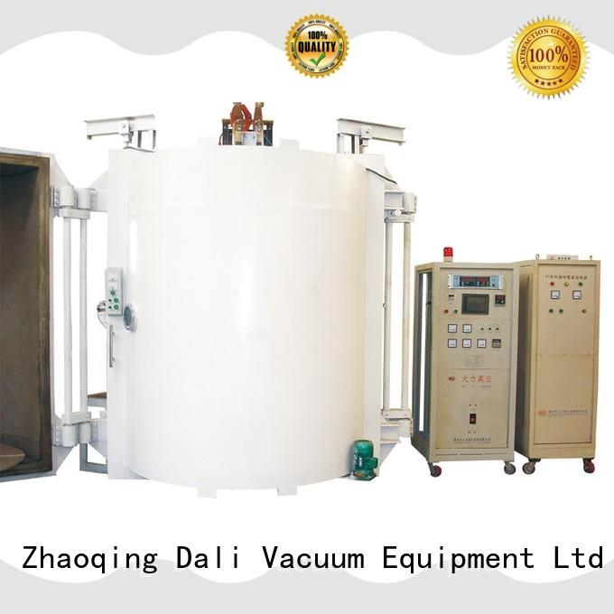 Dali durable magnetron sputtering coating customization for industry