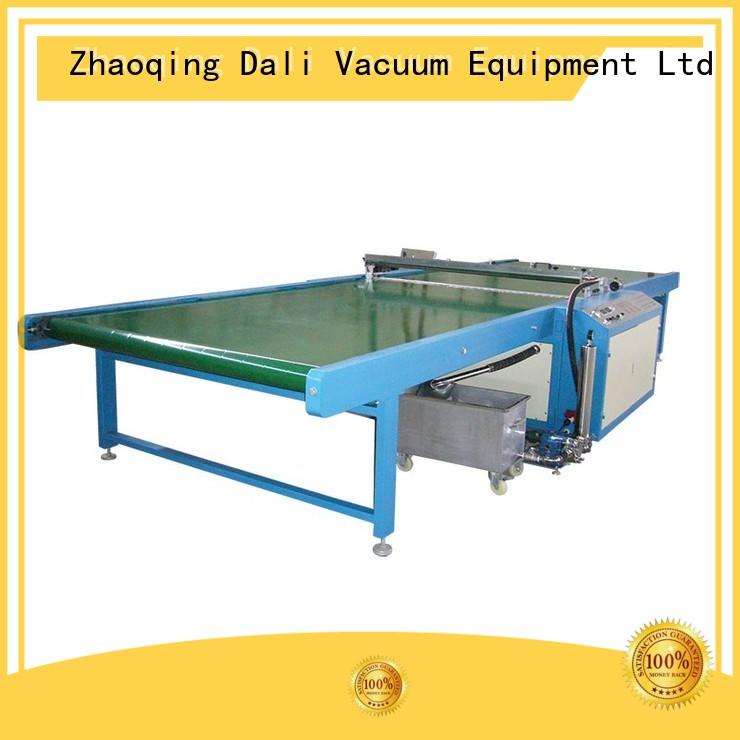 Dali machine spray on glass coating series for industry