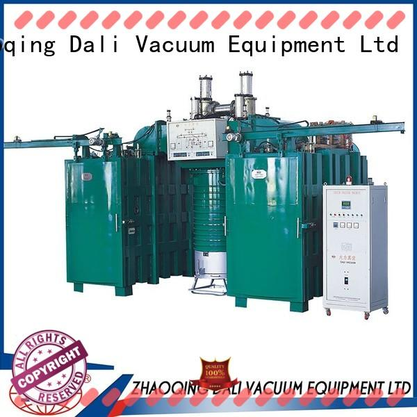 Dali chamber arc machine supplier for industry