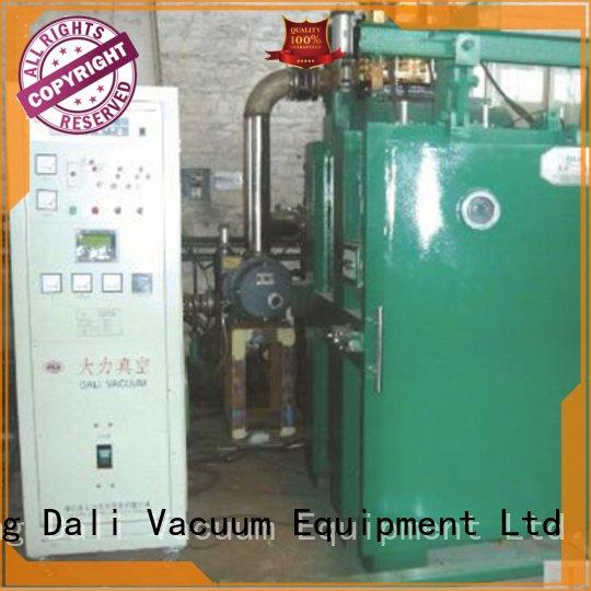 Hot vacuum line chamber double evaporation Dali Brand