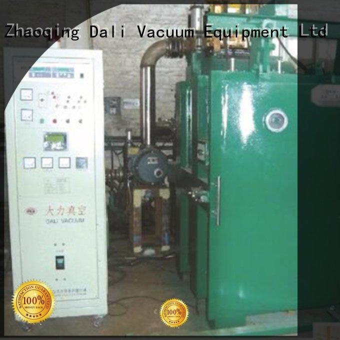 vacuum line evaporation Dali Brand coating machine