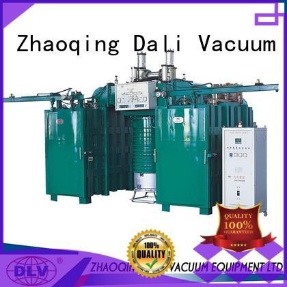 Dali Brand coating double vacuum chamber with pump saving