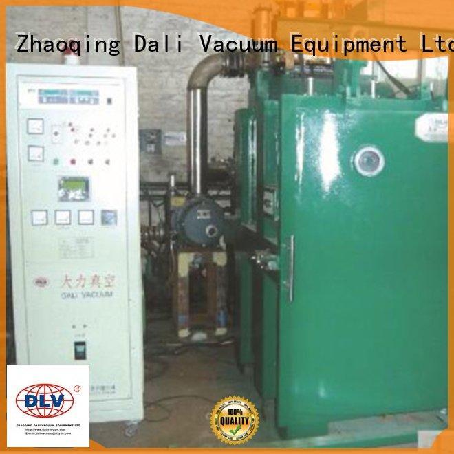 chamber double vacuum line Dali