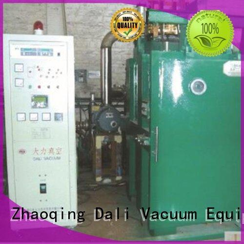 Hot vacuum line evaporation double chamber Dali Brand