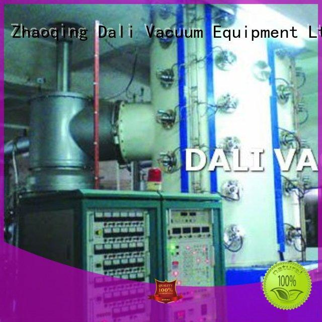 multiarc coating Dali Brand pvd magnetron sputtering factory