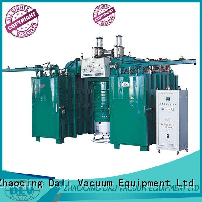 vacuum chamber with pump evaporation chamber OEM arc machine Dali
