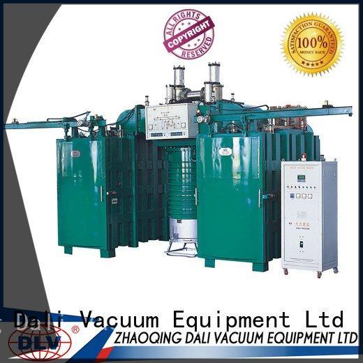 vacuum chamber with pump powder vacuum arc machine Dali Warranty